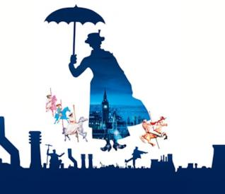 Il poster di Mary Poppins