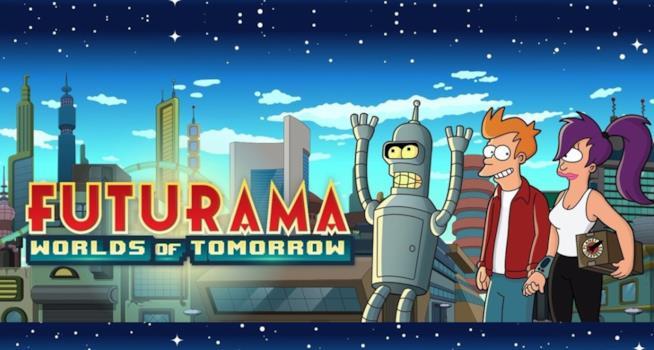 Futurama arriva su iOS e Android
