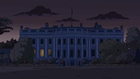 Benvenuti nella Casa Bianca degli Orrori