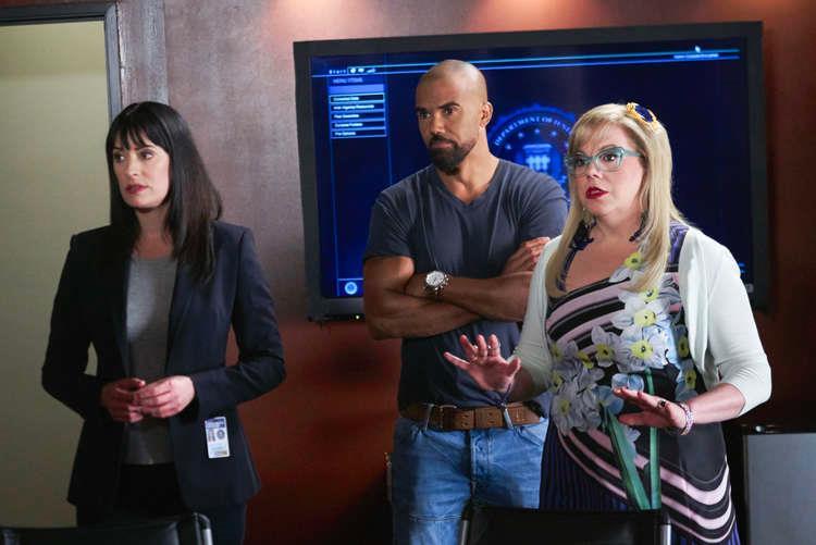 Morgan, Prentiss e Garcia sono pronti a catturare Signor Graffio