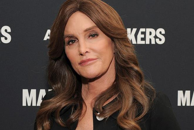 Caitlyn Jenner a un evento ufficiale