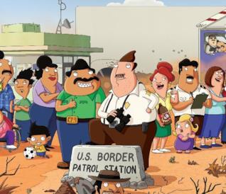 Bordertown, in onda su FoxAnimatiom