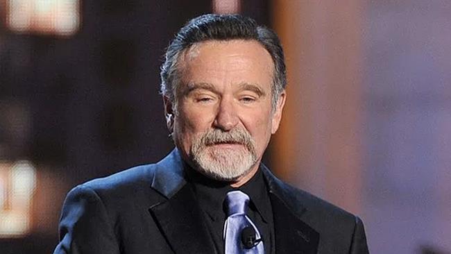 L'attore Robin Williams