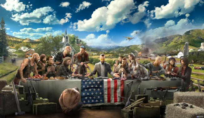 [E3 2017] Nuovi trailer per Far Cry 5