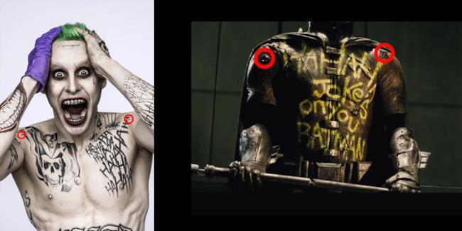 Joker e il costume di Robin, origine di una popolare teoria