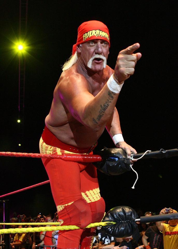 Hulk Hogan in trattative per tornare nella WWE