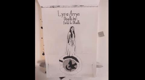 La morte di Lysa Arryn
