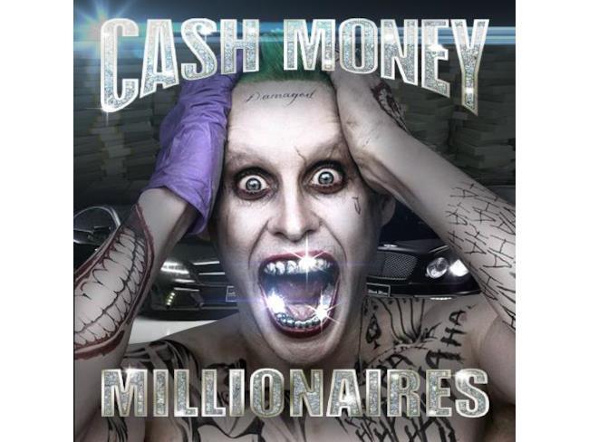 Joker Meme parodia di Cash Money Millionaires