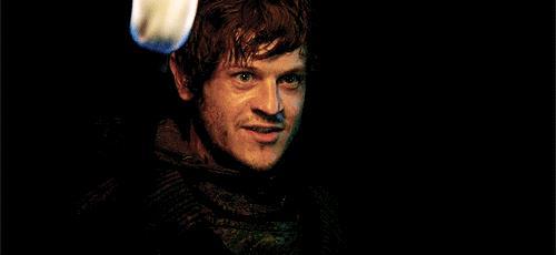 Abbiamo le prove che Ramsay Bolton è un raggio di sole