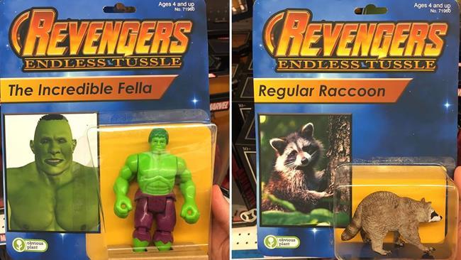 Un'immagine di Avengers: Infinity War