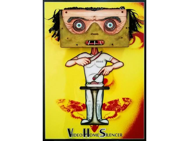 VHS in versione Hannibal Lecter