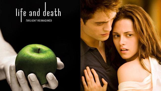 Il nuovo libro di Twilight
