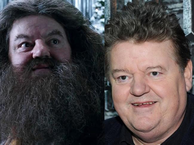 Robbie Coltrane - Rubeus Hagrid prima e dopo