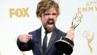 Peter Dinklage agli Emmy 2015