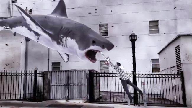 Salta lo squalo per gli SPOILER su Sharknado 3