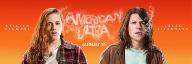 American Ultra è un film a metà tra stoner comedy e action movie