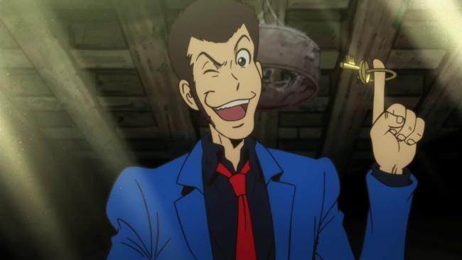 La foto di Lupin terzo