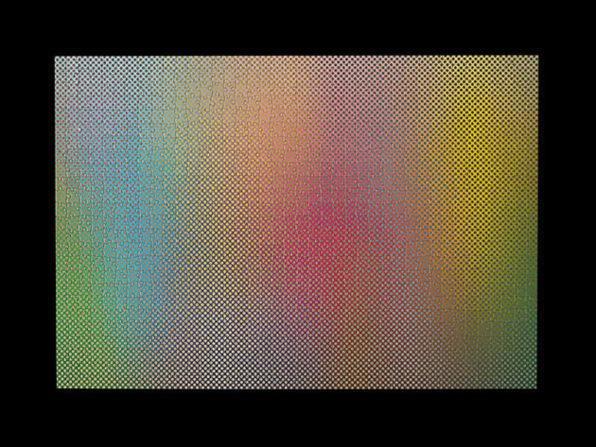Il puzzle vibrante completato