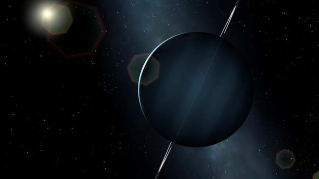 Il pianeta Urano