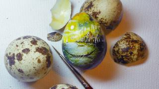 Uovo di quaglia