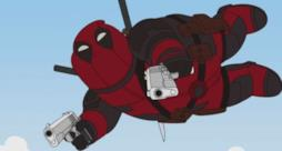 La parodia di Deadpool de I Griffin