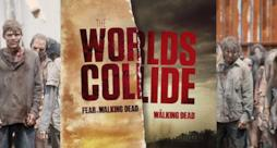 Gli zombie di The Walking Dead e quelli di Fear The Walking Dead