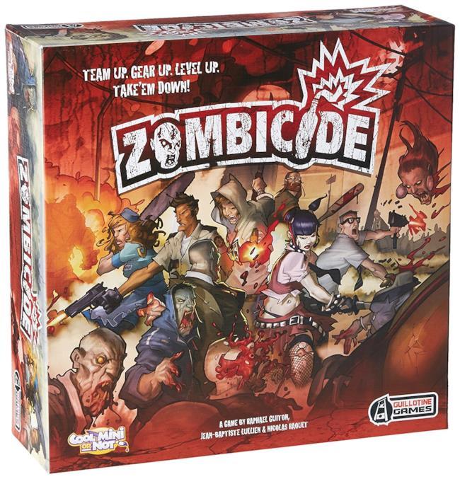 Il gioco Zombicide - Regali sotto i 100 euro