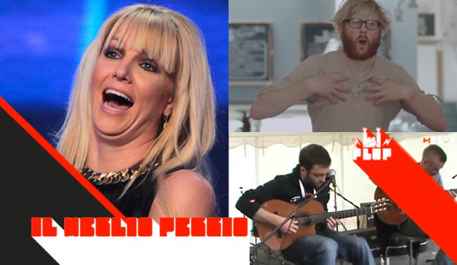 Immagini dai 10 migliori video su FlopTV della settimana