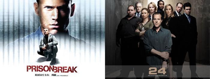 Prison Break e 24 forse di ritorno sui canali Fox