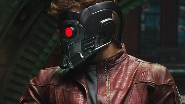 Il personaggio di Star-Lord, Guardiani della Galassia