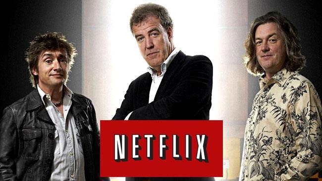 Jeremy Clarkson, Hammond e May forse torneranno su Netflix