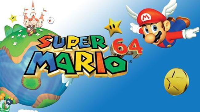 Il colorato mondo di Super Mario 64
