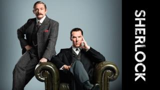 Prima immagine ufficiale dello Special di Sherlock