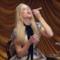 Nicole Kidman mentre mangia degli insetti