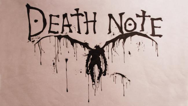 Il logo di Death Note