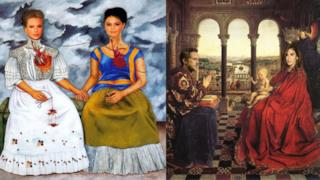 Vip e opere d'arte