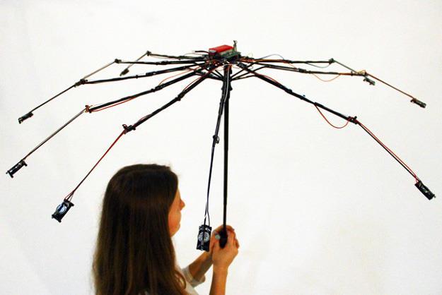 Architettura dell'ombrello sonoro Anywhere