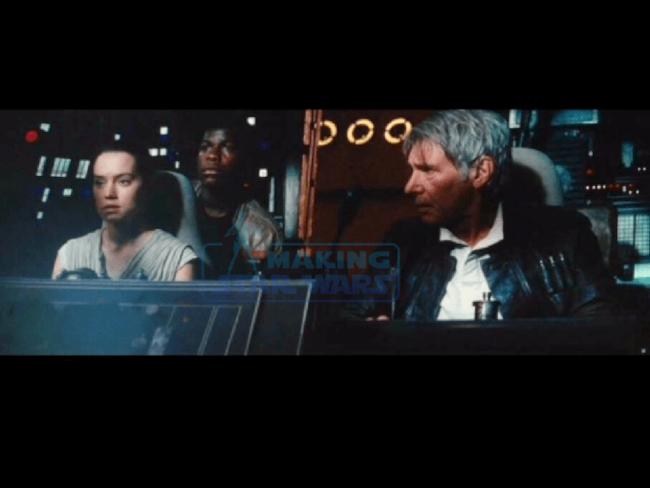 Han in Star Wars 7