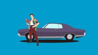 L'auto del film