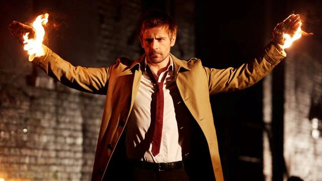 Immagine dalla serie TV cancellata Constantine
