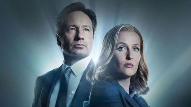 I protagonisti della serie X-Files