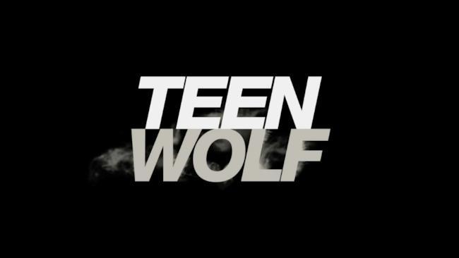 Il logo della serie Teen Wolf