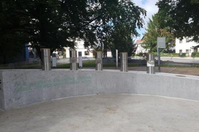 In Slovenia è stata inaugurata la prima fontana di birra pubblica
