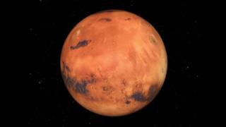 La ricostruzione del pianeta rosso
