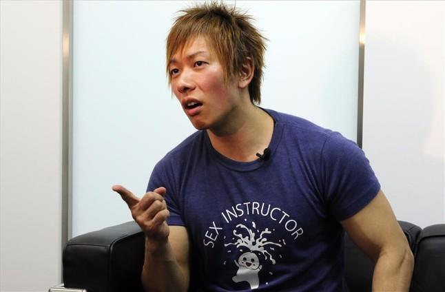 L'attore hard Shimiken
