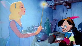 Pinocchio diventa un bambino vero grazie alla magia di Disney