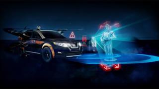 L'X-wing di Nissan