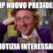 TRUMP NUOVO PRESIDENTE ? CHE NOTIZIA INTERESSANTE ...