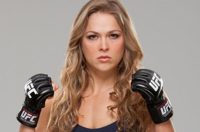 Ronda Rousey si è candidata come Capitan Marvel