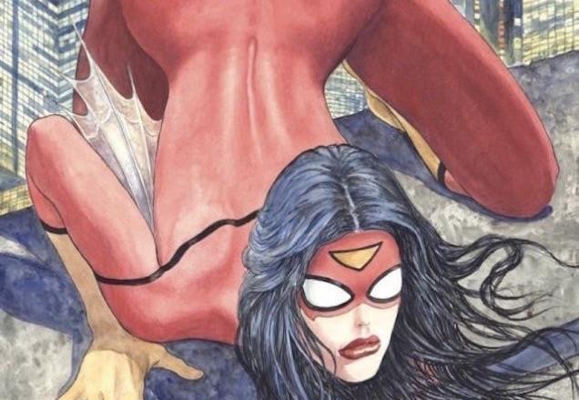 Spider-Woman secondo Milo Manara